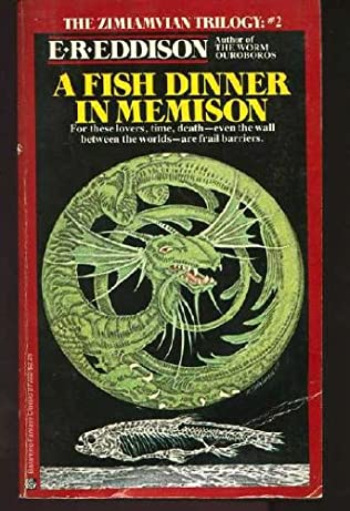 book cover of A Fish Dinner in Memison