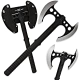United Cutlery M48 Tactical Double Bladed Tomahawk with Sheath