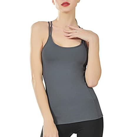 SMILEQ Moda para Mujer Chaleco Deportivo Yoga Fitness ...