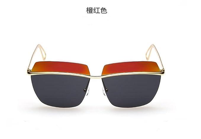 Sucastle Farbe Sonnenbrille Fahrspiegel Fahrerspiegel polarisiert Sonnenbrille Metall TAC Gelbgrün QWERT 57 42 25 139mm bdh5W