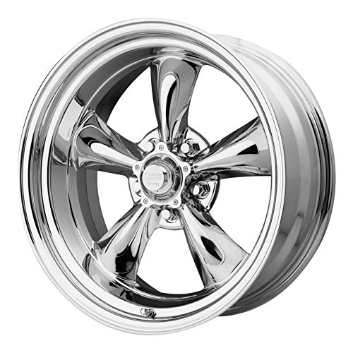 AMERICAN RACING VN615 TORQ THRUST II 1 PC Wheel with CHROME and Chromium (hexavalent compounds) (15 x 10. inches /5 x 83 mm, -44 mm Offset)