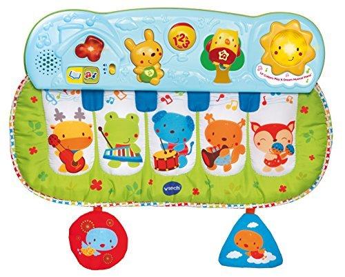 超安い VTech Play Lil' Critters Play and Dream Musical Piano [並行輸入品] Critters Musical B07HLJ2V6X, ヒノシ:b04979ad --- 4x4.lt