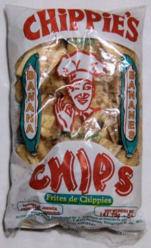 Chippie's Banana Chips -5oz - Banana Chips Chippies