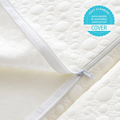 Milliard Pack and Play Mattress, Conveniently Folds Into Bonus Carry Bag by Milliard (Image #4)