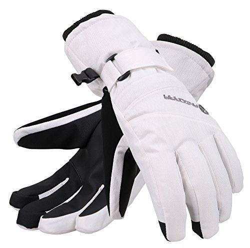 white insulated gloves - 5
