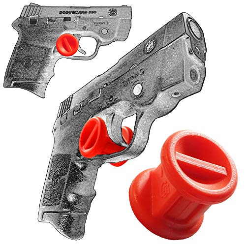 Garrison Grip ONE Micro Trigger Stop Holster Fits Smith & Wesson Bodyguard 380 & M&P 380 s20 Red