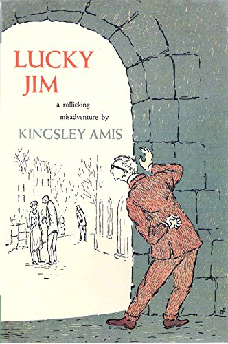 lucky jim analysis The james bond dossier (1965), by kingsley amis, is a critical analysis of the james bond novels  in a manner lucky jim would surely have approved.