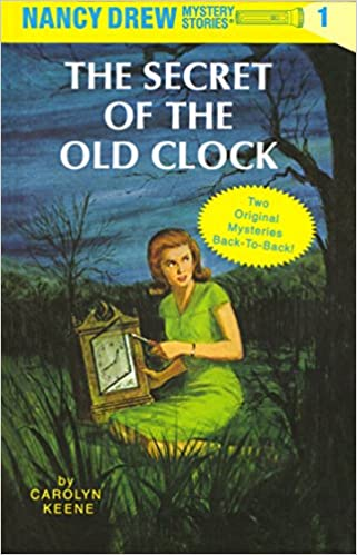Nancy Drew Mystery Stories : The Secret Of The Old Clock And The Hidden  Staircase: Carolyn Keene: 9780448095707: Amazon.com: Books