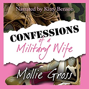 Audiobook Image Confessions Of A Military Wife