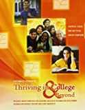 Customized Version of Thriving in College and Beyond : Strategies for Academic Success and Personal Development: Concise Version Designed Specifically for Fort Hays State University, Fort Hays State University, 1465228209