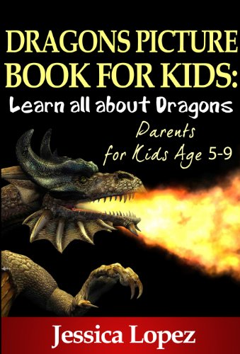 Childrens Book About Dragons Picture ebook product image