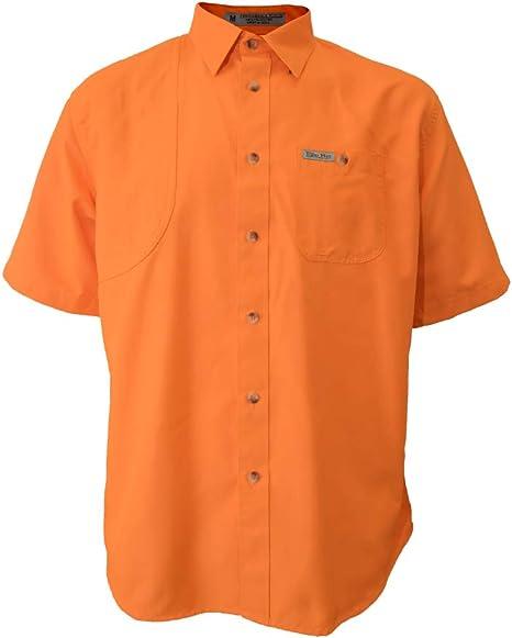 Tiger Hill - Camisa de Caza de Manga Corta para Hombre: Amazon.es: Deportes y aire libre