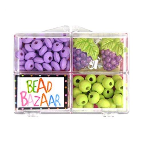 Grape Fun Furitastic Bead Bazaar
