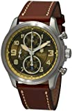 Victorinox Swiss Army Men's 241448 Infantry Vintage Chrono Automatic Green Chronograph Dial Watch