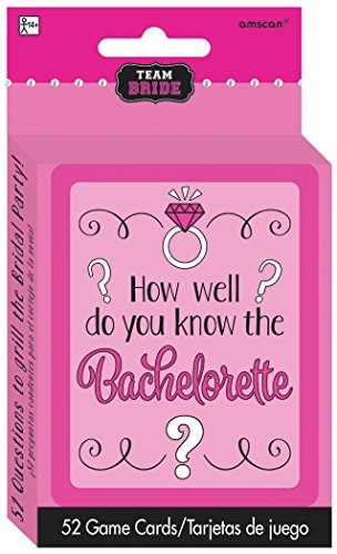 How Well Do You Know - The Bachelorette Game
