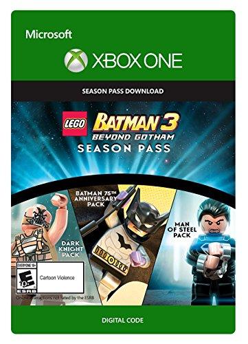 Lego Batman 3 Season Pass - Xbox One Digital Code by Warner Brothers