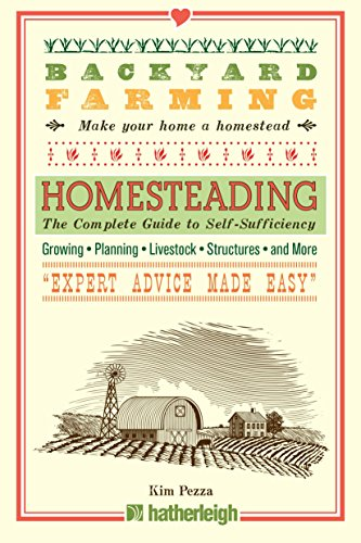 Backyard Farming: Homesteading: The Complete Guide to (Organic Pigs)