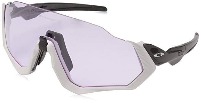 124db53c92 Oakley Flight Jacket Pol Mtt Black W Prizm Road (OO9401-0137)  Amazon.ca   Clothing   Accessories