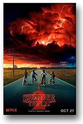 Stranger Things Season 2 Neflix review created by the Duffer Brothers