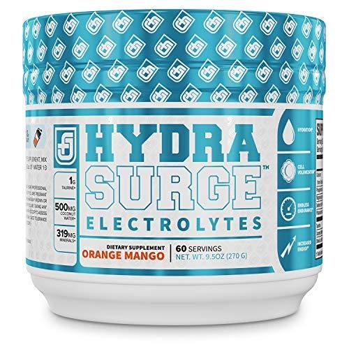 Hydrasurge Electrolyte Powder Hydration