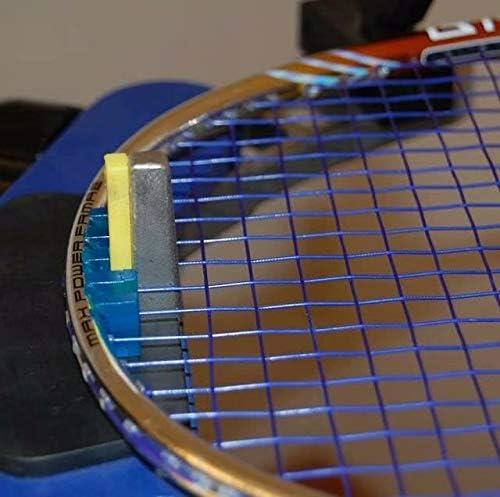 Tennis Racket Stringing Adapter 2pcs Squash Load Spreader Adapters Tools