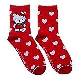 Hello Kitty Crew Socks Hello Kitty Accessories