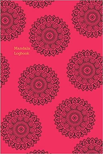 Mandala Logbook: Internet Address & Password Organizer For