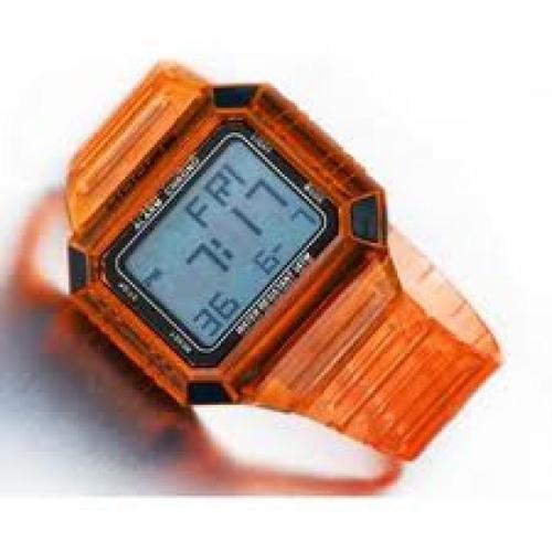HOOPS 1188ME-06 - Reloj de pulsera digital con correa de resina: Amazon.es: Relojes