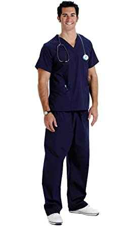 NCD Medical/Prestige Medical - Camisa para uniforme médico, M ...