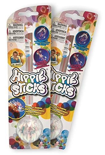 Nowstalgic Toys Magical Hippie Sticks (Pack of 2)
