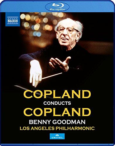 Copland Conducts Copland [Blu-ray] (Sony 65 Camera)