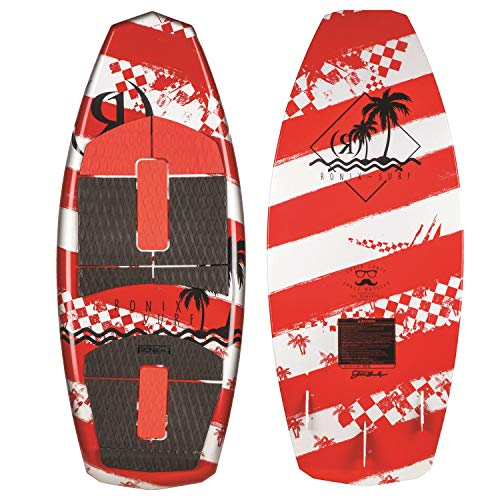 Ronix Super Sonic Space Odyssey - Powertail - Tropical Red/Silver - 3'9