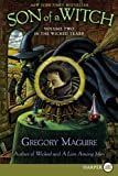 Son of a Witch, Gregory Maguire, 0061719781