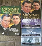 Midsomer Murders Club Set 4