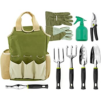 Scuddles heavy duty gardening tool set for Ladies garden trowel set