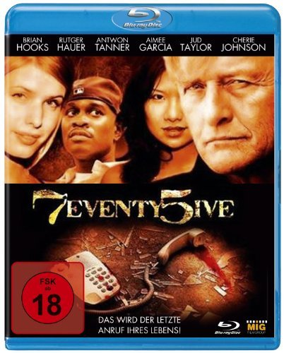 75 secondes pour survivre / 7eventy 5ive (2007) ( Dead Tone ) ( Seventy Five ) [ Origine Allemande, Sans Langue Francaise ] (Blu-Ray)