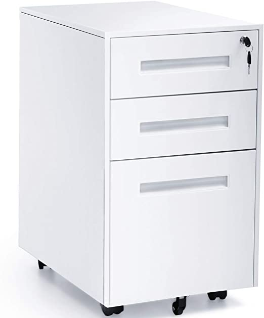 Amazon Com Intergreat Mobility Cabinet For Closet Office Rolling