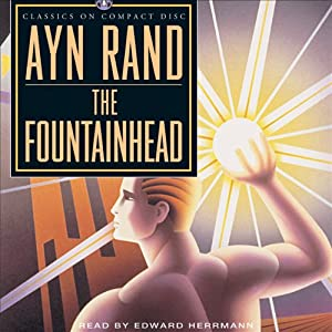 The Fountainhead Hörbuch
