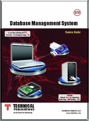 Database Management System By Seema Kedar Pdf