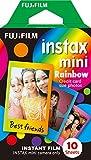 Fujifilm Instax Mini instant film, Rainbow