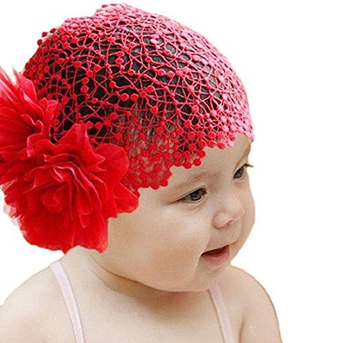 Changeshopping(TM) Flower Toddlers Infant Baby Girl Lace Headband