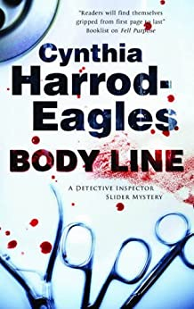 Body Line (Bill Slider Mysteries Book 13) by [Harrod-Eagles, Cynthia]