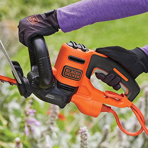BEHTS300 20 Hedge Trimmer W Saw