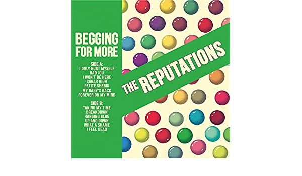 My Baby's Back by The Reputations on Amazon Music - Amazon com