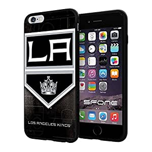 Los Angeles Kings NHL, #1430 iphone 4s) I+ Case Protection Scratch Proof Soft Case Cover Protector
