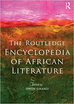 Book Encyclopedia of African Literature