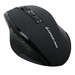 IOGEAR Kaliber Gaming Chimera M2 - Wired/Wireless Dual Mode Mouse, GME652UR