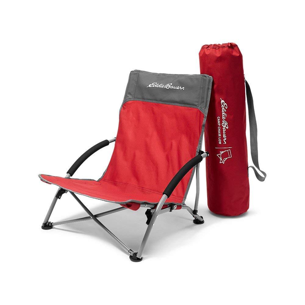 Eddie Bauer Unisex-Adult Camp Chair – Low