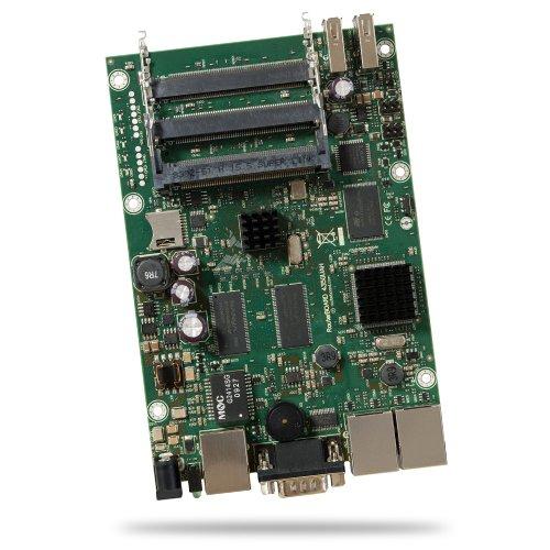 Mikrotik RB435G RouterBOARD 680MHz 256MB RAM 3Gigabit LANRouterOS L5 2USB