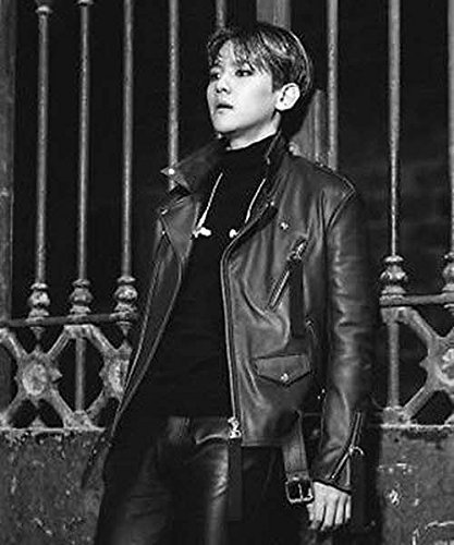 EXO - Exodus [BAEKHYUN] Official Poster(36.2 x 24 inches, Unfolded in a Hard Tube)